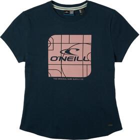 O'Neill Cube SS Shirt Girls night ocean